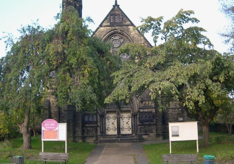 St Paul's Methodist Church (Photo Alan Taylor)