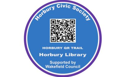 Horbury history QR code trail virtual tour